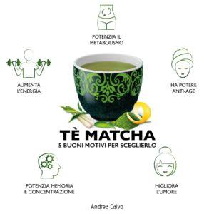 Perché scegliere il tè matcha