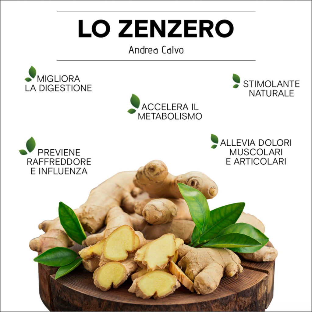 Lo Zenzero